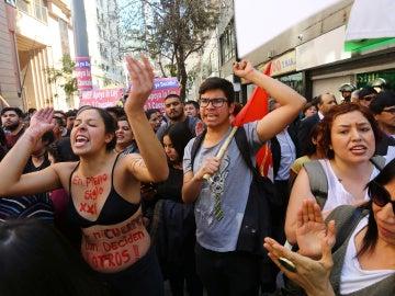 El Constitucional de Chile refrenda la despenalización del aborto