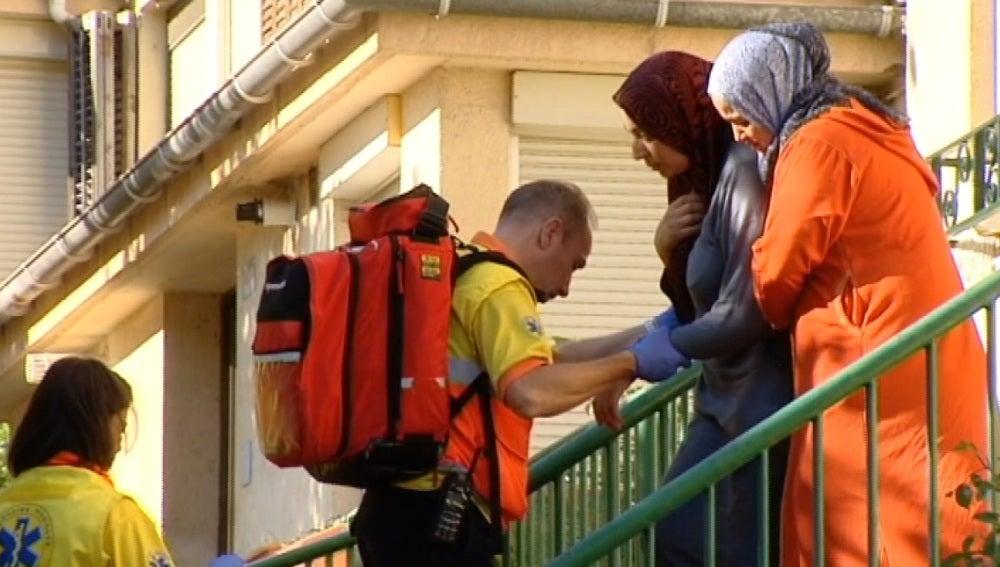 Trasladan Al Hospital De Girona A La Madre Del Terrorista