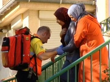 La madre de Younes, el autor del atentado en Barcelona abatido en Subirats