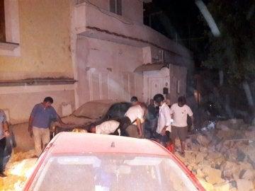Al menos dos muertos en el terremoto en la isla italiana de Ischia