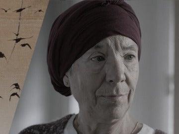 Alicia Sánchez es Sara y Ramón Agirre es Agustín, los propietarios de la pensión