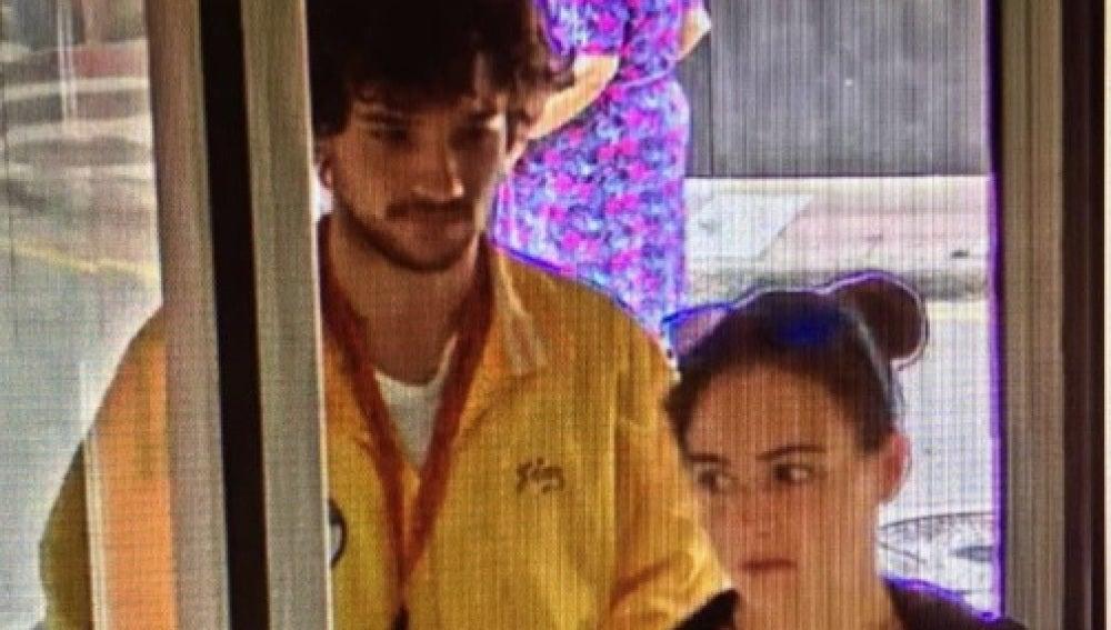 La pareja asesinada en Susqueda