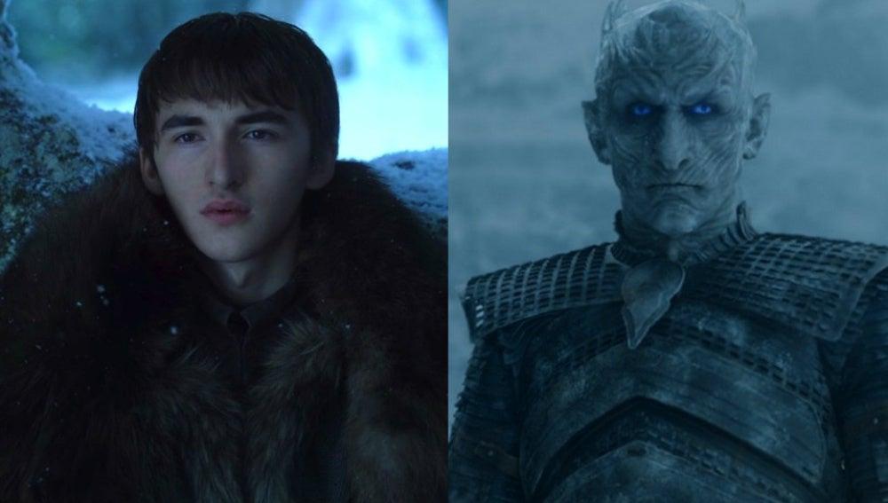 ¿Es Bran Stark el Rey de la Noche en 'Juego de Tronos'?
