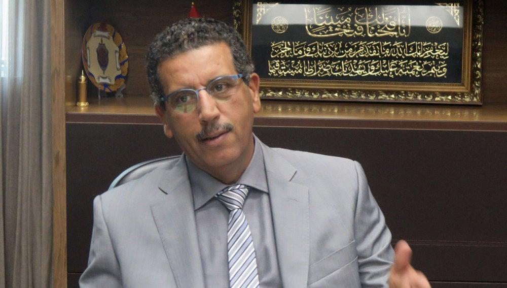Abdelhak Khiame, director de la Oficina Central de Investigación Judicial