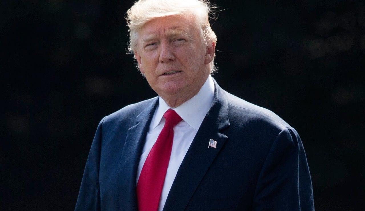 Trump, en una imagen muy reciente