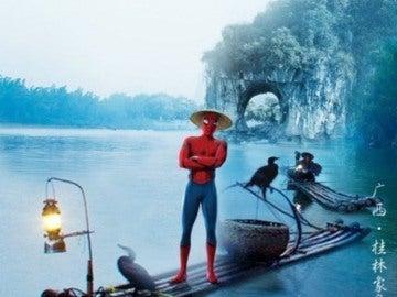 Peter Parker deja el periodismo y encuentra nuevo trabajo