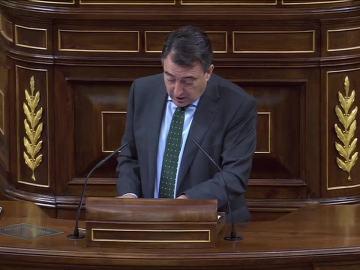 Aitor Esteban, portavoz parlamentario de PNV