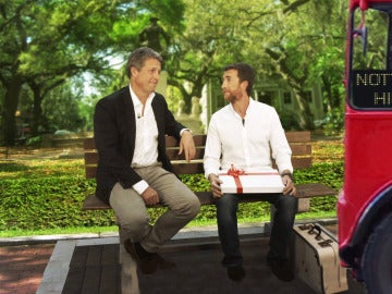 Hugh Grant y Laura Pausini, dos estrellas impacientes por el estreno de la nueva temporada de 'El Hormiguero 3.0'