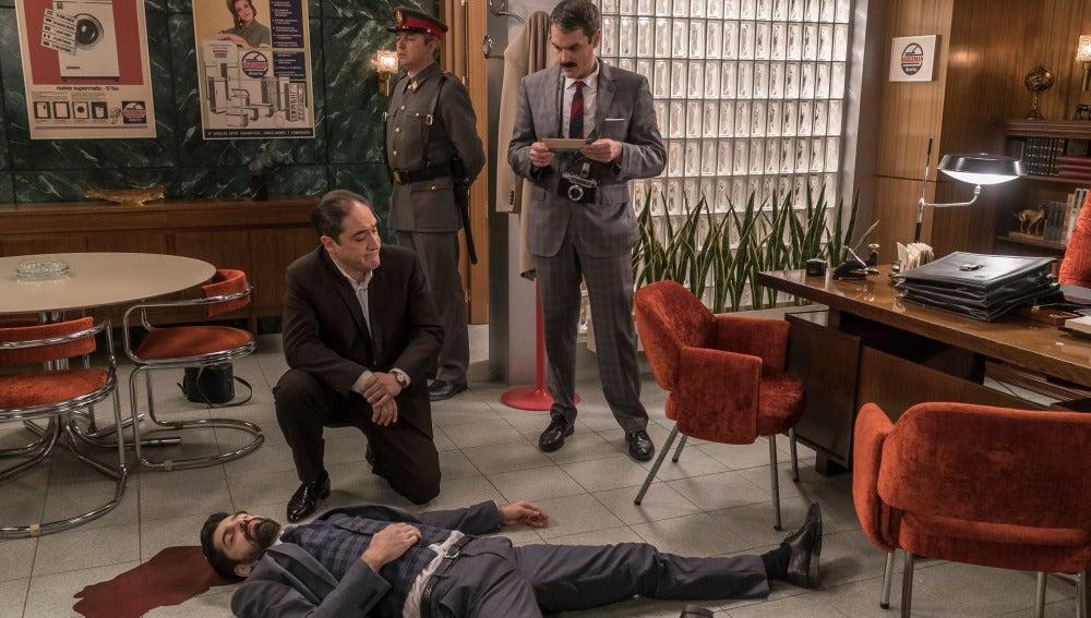 ¿Quién mató al Marqués?