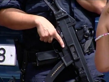 Las principales ciudades españolas refuerzan las medidas de seguridad en los puntos más transitados