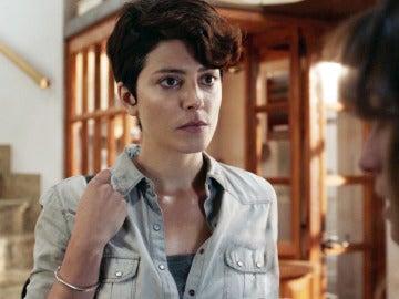 Bárbara Lennie llega a 'El incidente' en el papel de un personaje con un pasado oculto