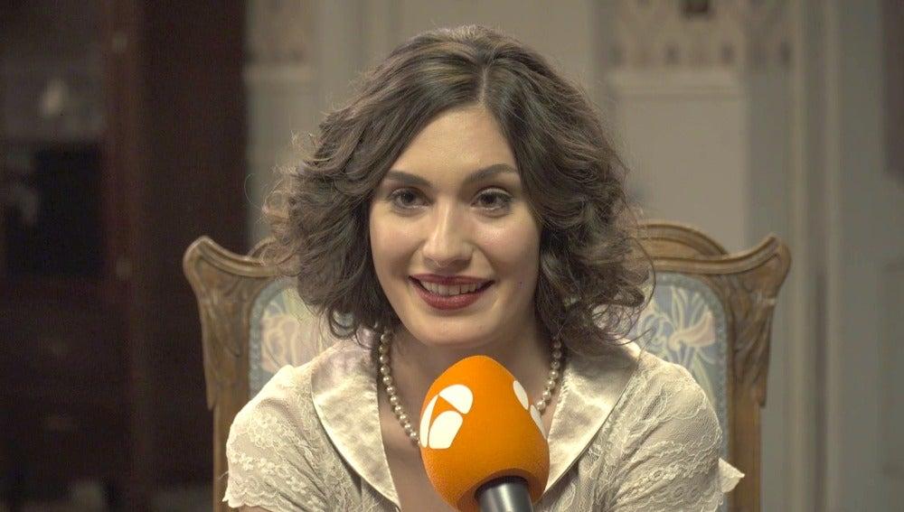 """Yara Puebla: """"Me llevo muchos amigos, es mi gran tesoro de aquí"""""""