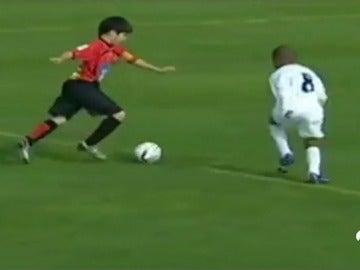 """Asensio ya marcaba diferencias de niño: """"Jugaba dos categorías por encima de la suya"""""""
