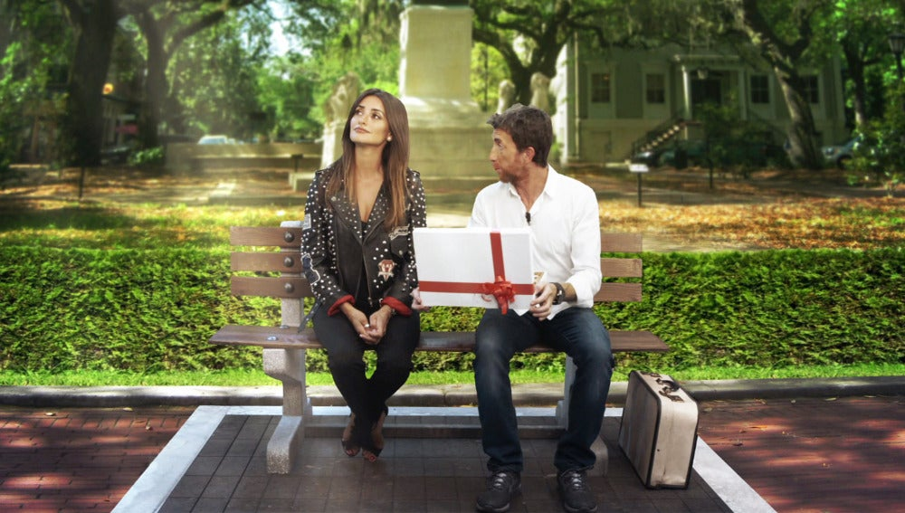 Penélope Cruz espera con dulzura la llegada de la nueva temporada de 'El Hormiguero 3.0'