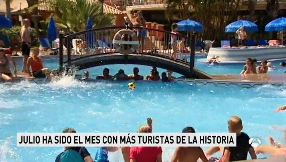 record de turismo teletipo