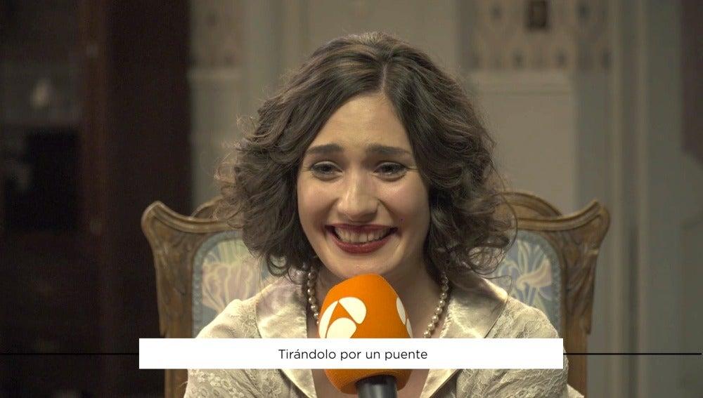 Yara Puebla empata a Ángel de Miguel