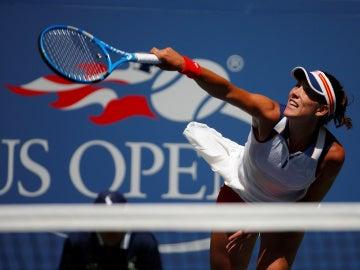Muguruza en el US Open