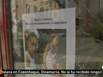 DESAPARECIDA FRANCIA