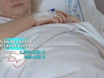 Hospitales y aseguradoras proponen una inversión puntual extraordinaria de 1.500 millones de euros