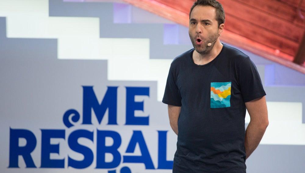 Raúl Perez logra 'abuchear' a la perfección a sus compañeros