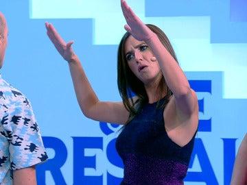 Paula Prendes transmite con entusiasmo, pero sin gloria, el dificultoso refrán