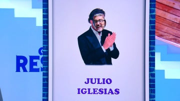 David Fernández nos conquista 'en la piel' de Julio Iglesias