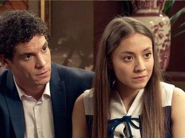 Marta dispuesta a contarle la verdad a su hijo