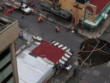 La tormenta tropical 'Lidia' azota México