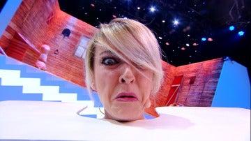 Anna Simon se pone de parto durante el reto de 'Kareto Kid'