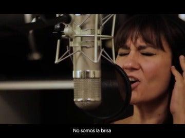 """'Hijas del Cierzo': El himno de Amaral para """"dar fuerza"""" al deporte femenino"""