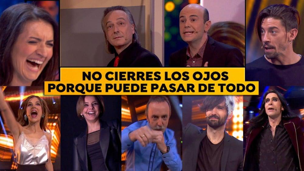 Nuevo programa de 'Hipnotízame' en Antena 3