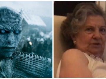 La reacción viral de esta abuela al ver el capítulo 7x7 de 'Juego de Tronos'