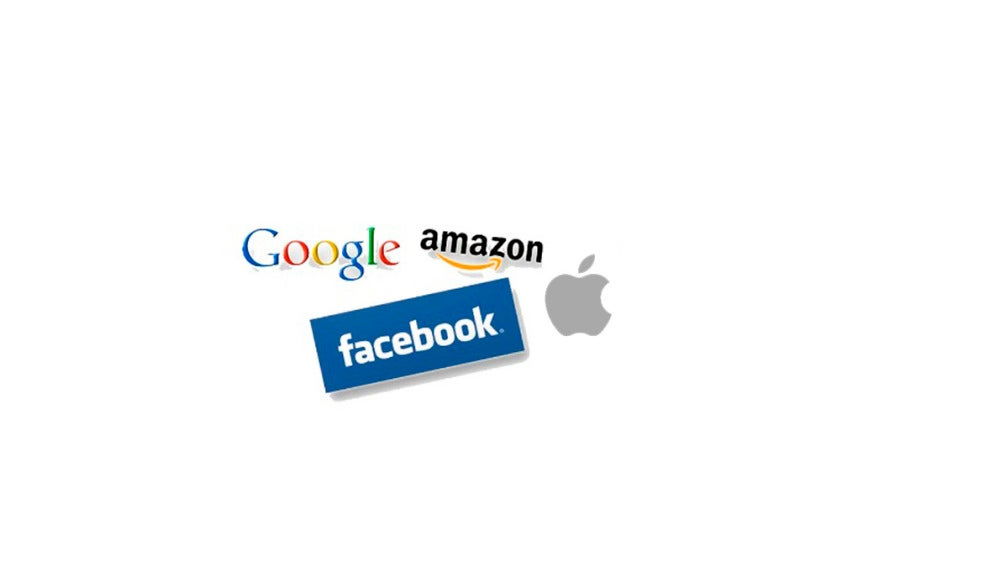 GAFA: Google, Apple, Facebook y Amazon