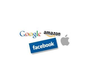 GAFA: Google, Apple, Facebook y Amazon