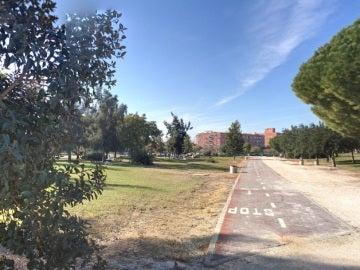 Parque sevillano donde ocurrió la presunta violación