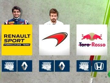 McLaren, a punto de firmar con Honda para firmar con Renault: así es la compleja operación