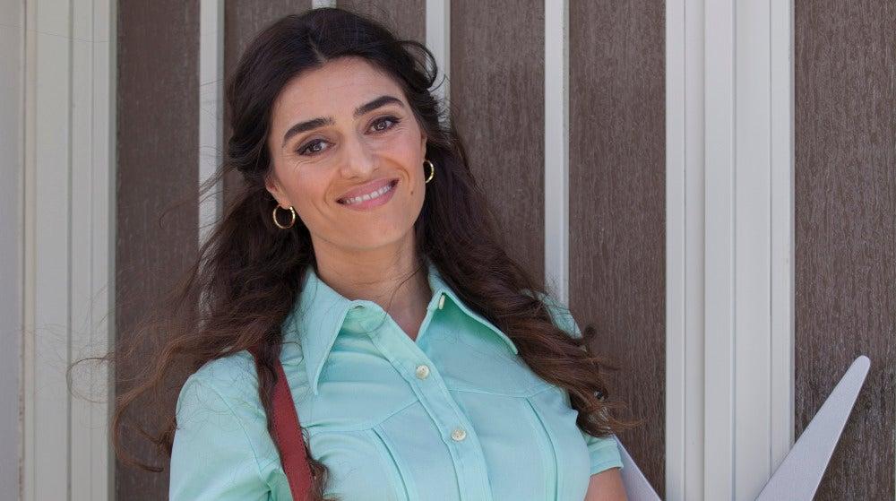 Olivia Molina es Vicky Herrero