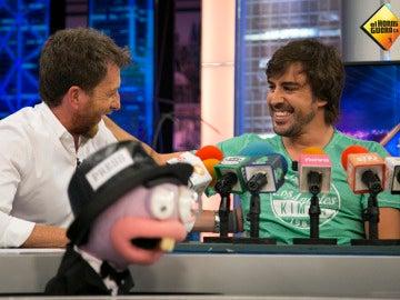"""Fernando Alonso: """"Tengo programado dar una vuelta al Rey en un coche de Fórmula 1"""""""