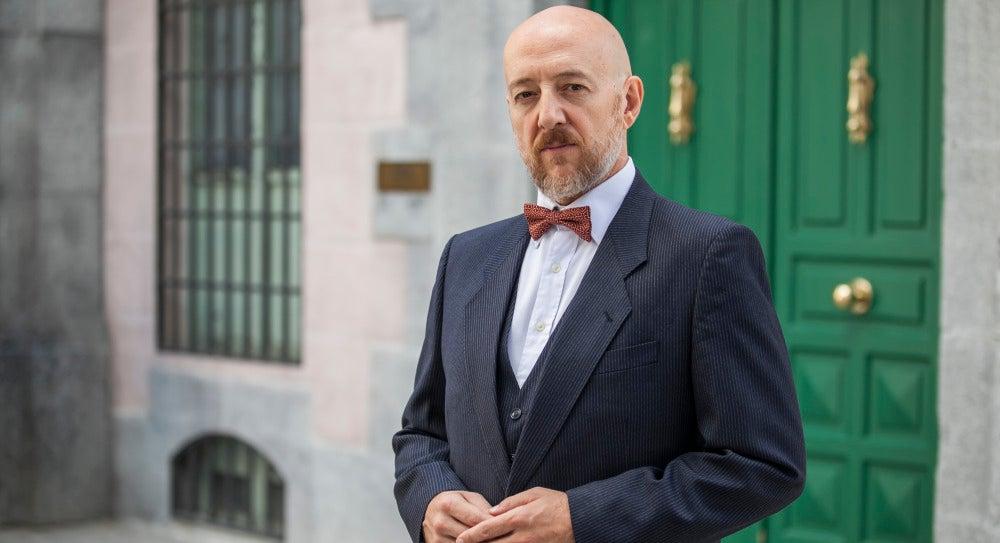 José Luis Torrijo es Julián Acevedo