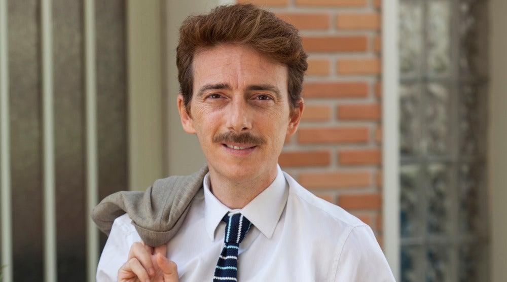 Víctor Clavijo es Diego Durán
