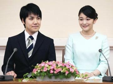 La princesa Mako anuncia su compromiso