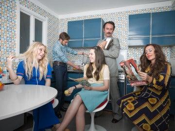 Los Vela Cedena son una familia moderna, atípica y entusiasta