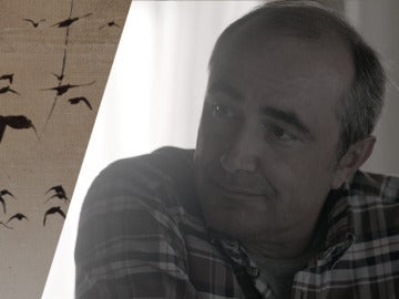 Juanma Navas es Leo, el dueño del periódico local