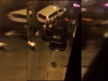Un atropello múltiple desatada el pánico en Huelva