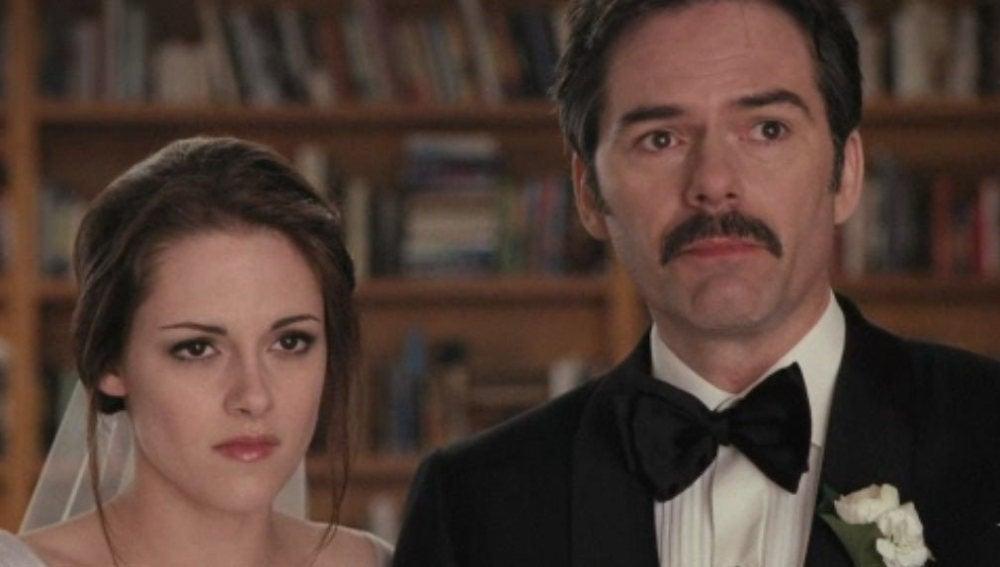 Bella Swan y su pobre padre