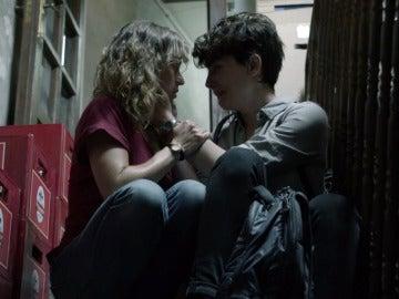 Ana confiesa su oscuro secreto a Tania