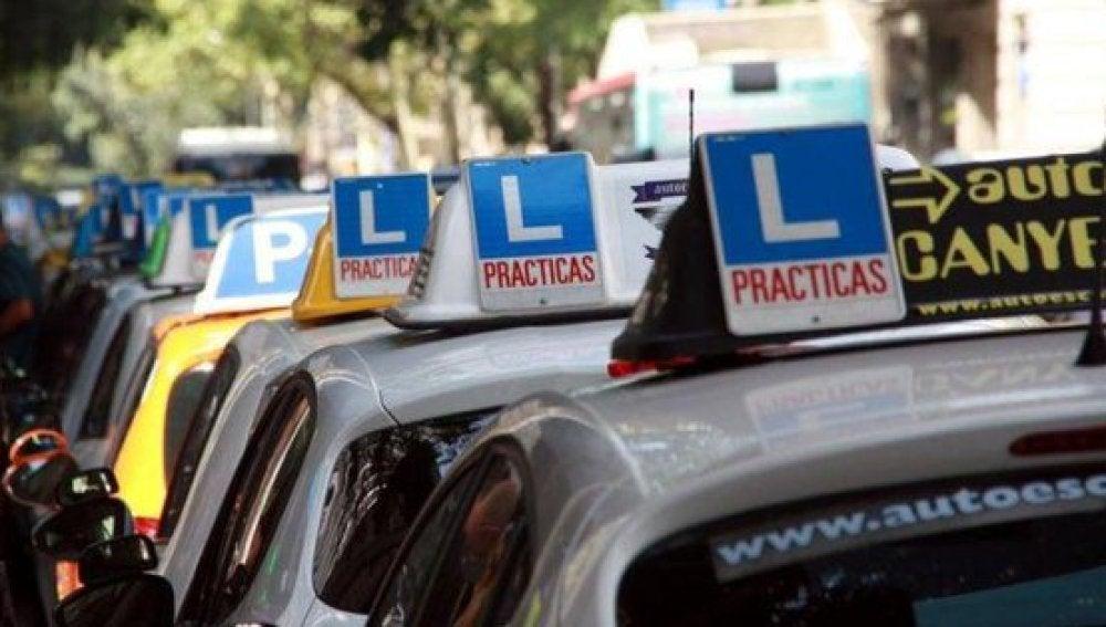 Paros de los examinadores de tráfico