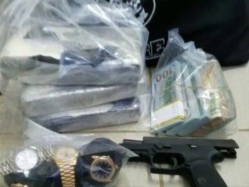 La Policía brasileña desarticula una banda que enviaba droga a Europa