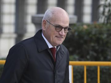 El vicepresidente del Área de Relaciones Internacionales e Institucionales del FC Barcelona, Carles Vilarrubí