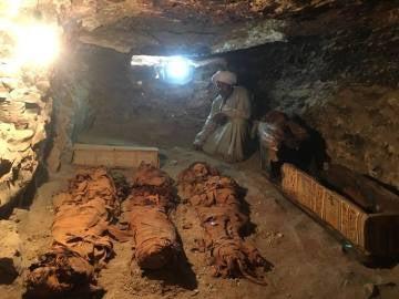 Se descubre en Egipto la valiosa tumba del 'orfebre del dios Amón'